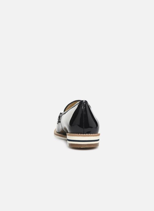 Loafers Ara Kent 31238 Blue view from the right