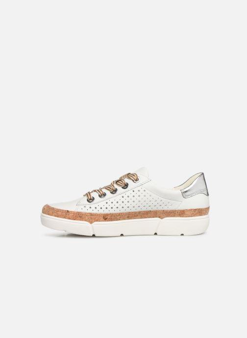Sneakers Ara Rom 14418 Vit bild från framsidan