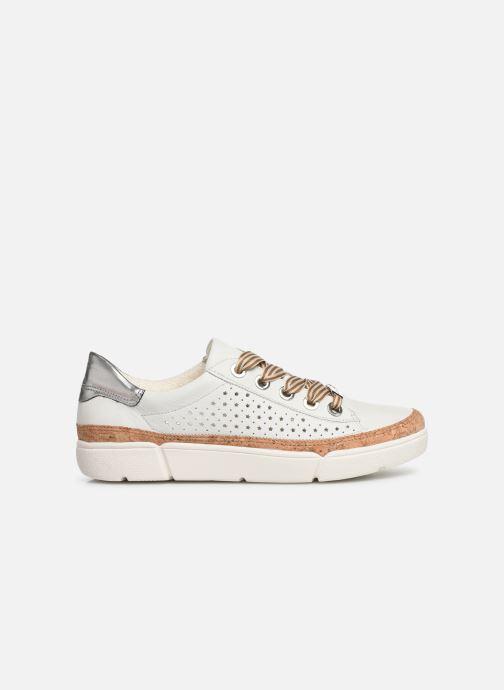 Sneakers Ara Rom 14418 Vit bild från baksidan