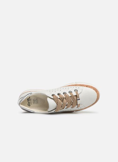 Sneakers Ara Rom 14418 Vit bild från vänster sidan
