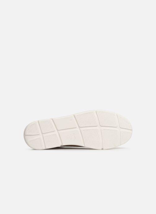 Baskets Ara Rom 14418 Blanc vue haut