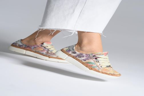 Trainers Ara Rom 14404 Multicolor view from underneath / model view