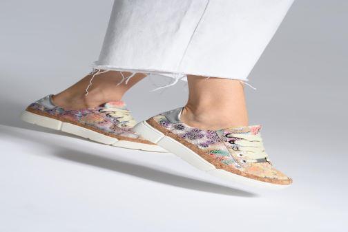 Sneaker Ara Rom 14404 mehrfarbig ansicht von unten / tasche getragen