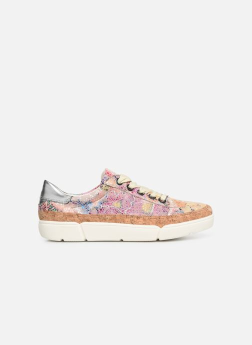 Trainers Ara Rom 14404 Multicolor back view