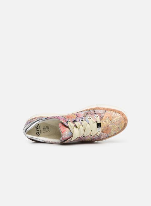 Sneaker Ara Rom 14404 mehrfarbig ansicht von links
