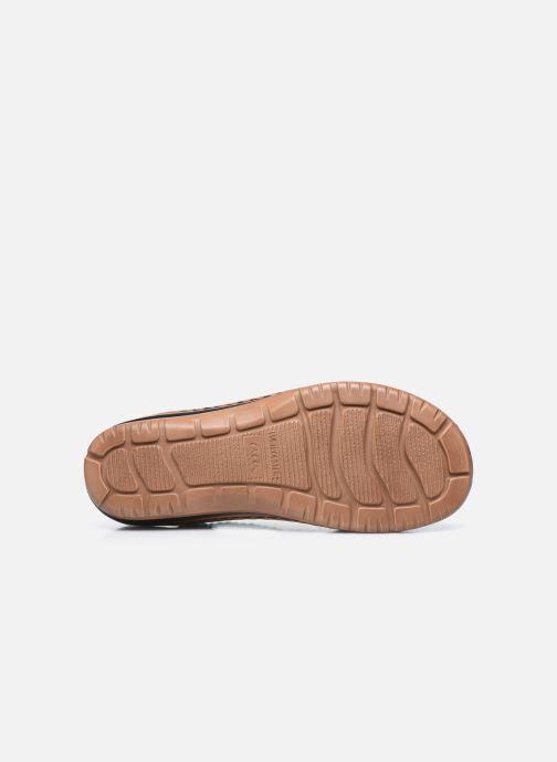Sandales et nu-pieds Ara Hawai 27217 Noir vue haut