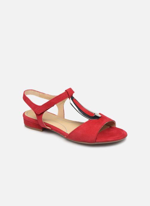 Sandales et nu-pieds Ara Vegas 16839 Rouge vue détail/paire