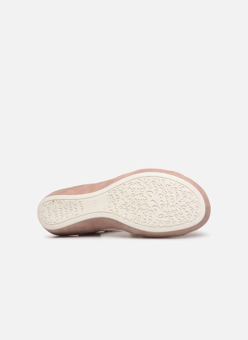 Sandales et nu-pieds Ara Capri 28003 Rose vue gauche