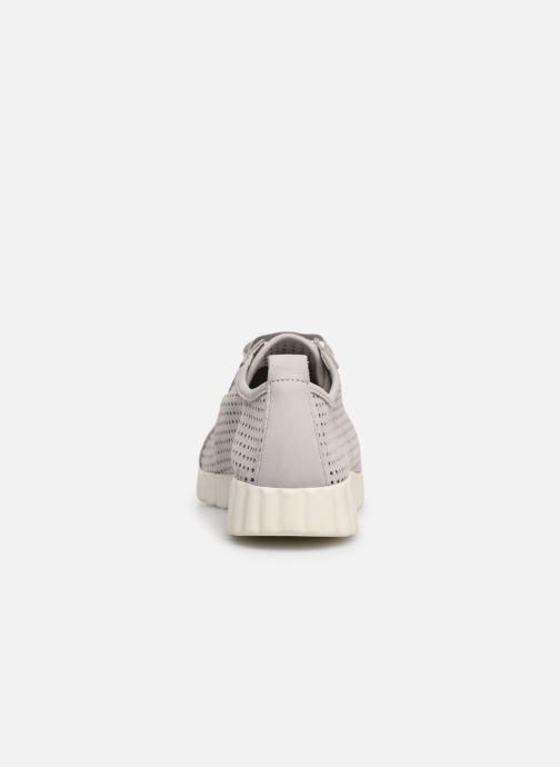 Sneaker The Flexx Fly Lace grau ansicht von rechts