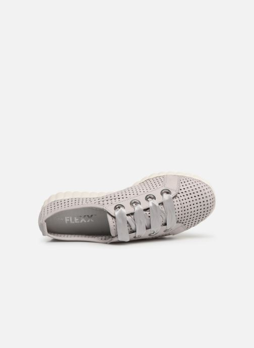 Baskets The Flexx Fly Lace Gris vue gauche