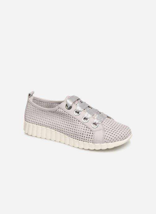 Baskets The Flexx Fly Lace Gris vue détail/paire