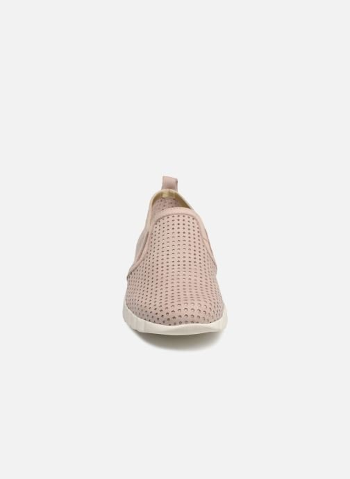 Baskets The Flexx Overfly Rose vue portées chaussures