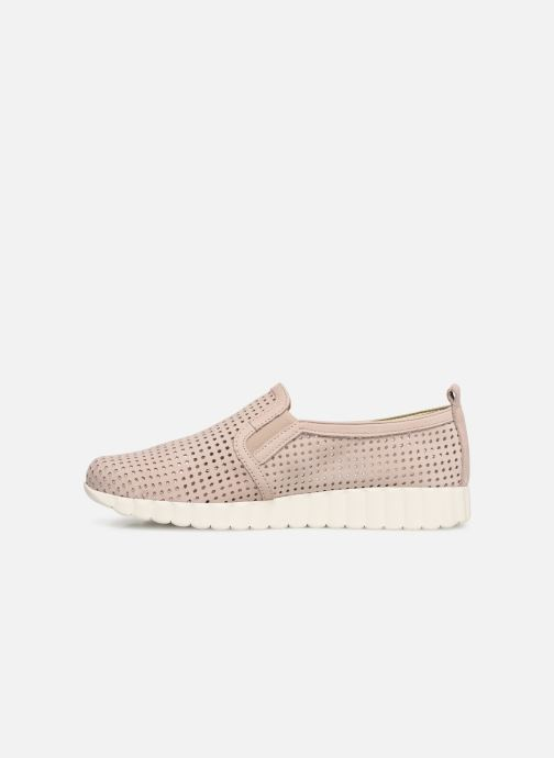 Trainers The Flexx Overfly Pink front view