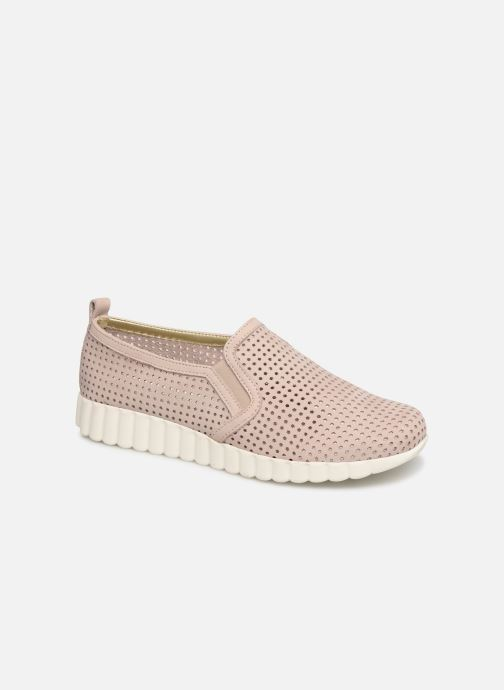 Trainers The Flexx Overfly Pink detailed view/ Pair view
