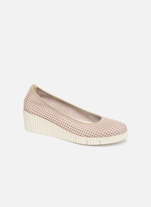 Ballerines The Flexx New Mel a Drama Rose vue détail/paire