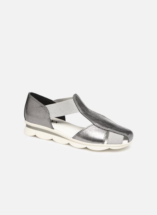 Sandals The Flexx Mr Band Grey detailed view/ Pair view