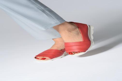 Ballerina's The Flexx Fanta Band Rood onder