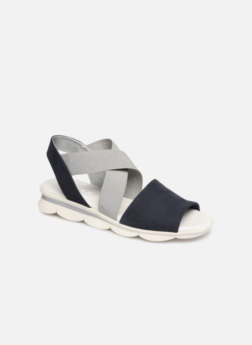 Sandaler The Flexx Banjoe Blå detaljeret billede af skoene
