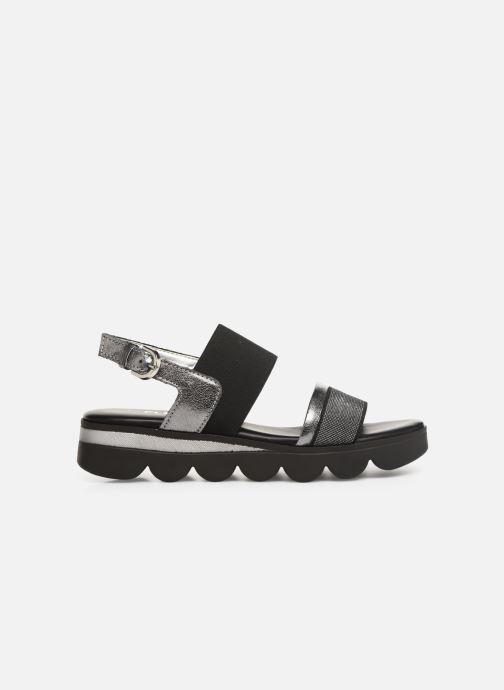 Sandales et nu-pieds The Flexx Mellony Noir vue derrière