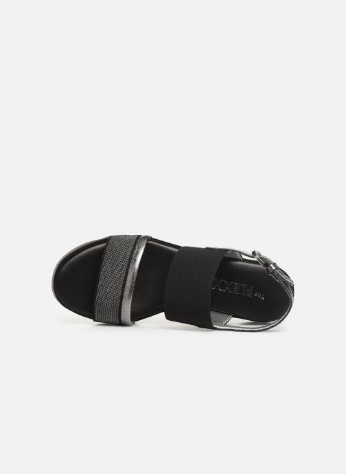 Sandales et nu-pieds The Flexx Mellony Noir vue gauche