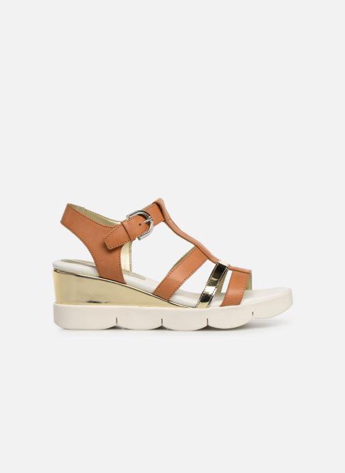 Sandali e scarpe aperte The Flexx Cinstrap Marrone immagine posteriore