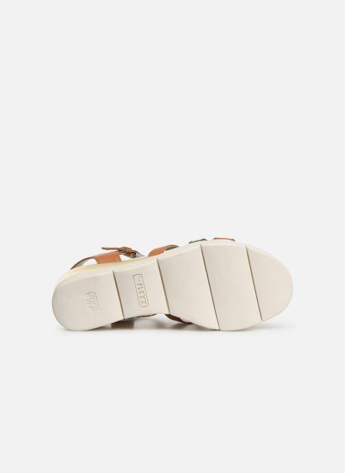 Sandali e scarpe aperte The Flexx Cinstrap Marrone immagine dall'alto