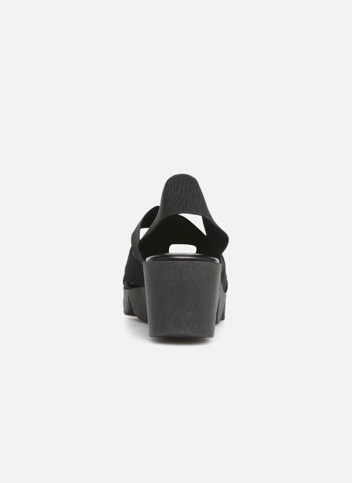 Sandales et nu-pieds The Flexx Slingastic Noir vue droite