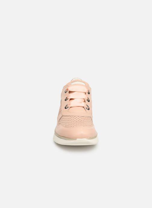 Sneakers The Flexx Sun Ada Rosa modello indossato