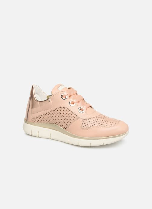 Trainers The Flexx Sun Ada Pink detailed view/ Pair view