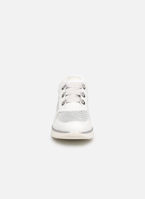 Baskets The Flexx Sun Ada Blanc vue portées chaussures