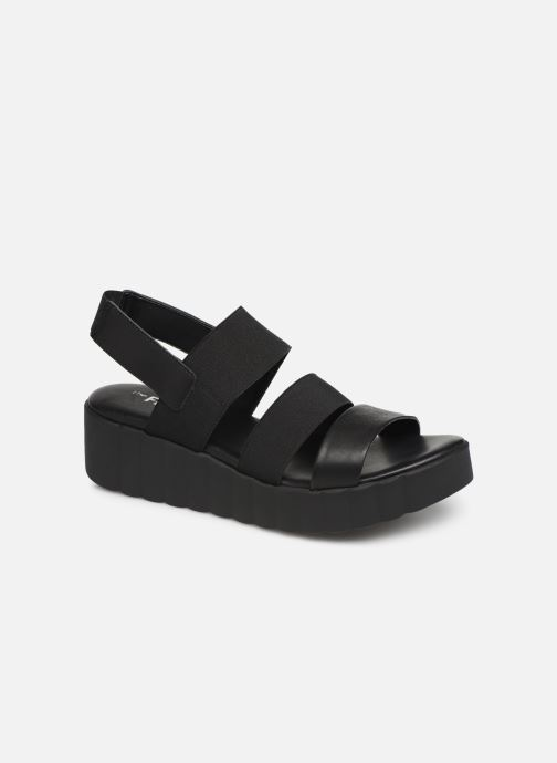 Sandals The Flexx Akken Black detailed view/ Pair view