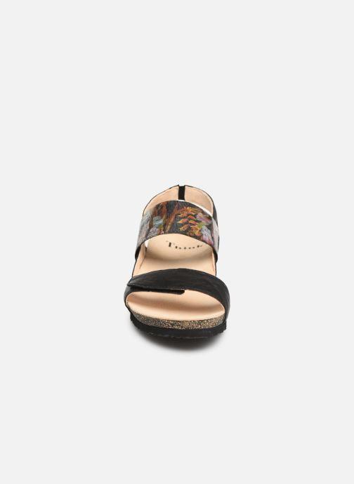 Sandales et nu-pieds Think! Dumia 84373 Noir vue portées chaussures