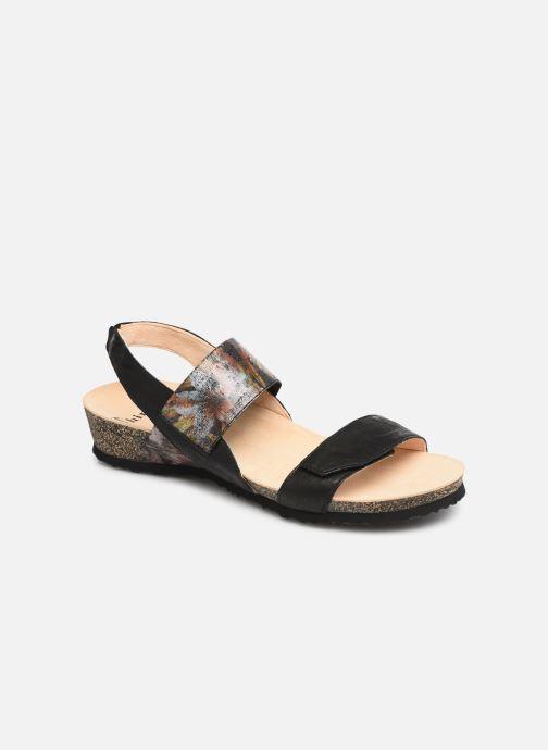 Sandales et nu-pieds Think! Dumia 84373 Noir vue détail/paire
