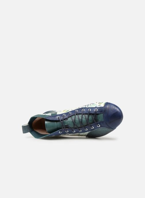 Bottines et boots Think! Guad 84288 Bleu vue gauche