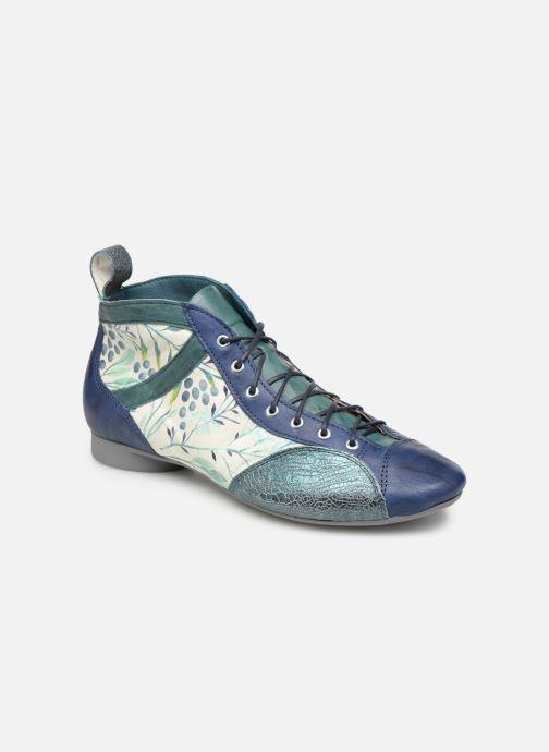 Bottines et boots Think! Guad 84288 Bleu vue détail/paire