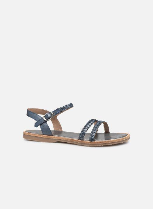 Sandali e scarpe aperte L'Atelier Tropézien Alienor Azzurro immagine posteriore