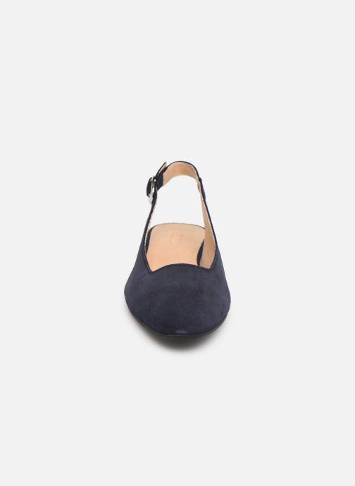 Ballerines Esprit SABY SLING Bleu vue portées chaussures