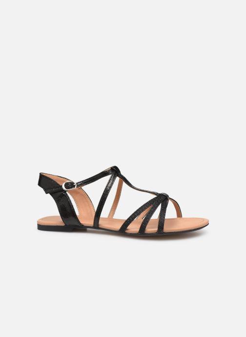 Sandali e scarpe aperte Esprit PEPE STRAP Nero immagine posteriore