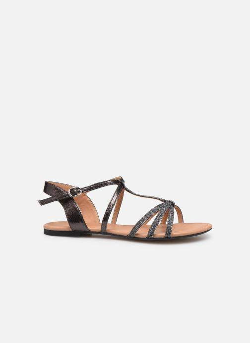 Sandales et nu-pieds Esprit PEPE STRAP Argent vue derrière