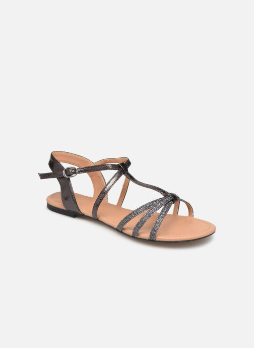 Sandales et nu-pieds Esprit PEPE STRAP Argent vue détail/paire