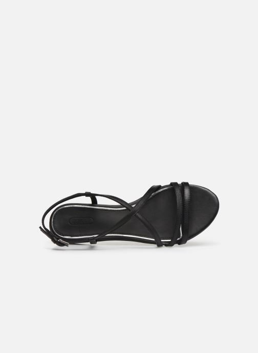 Sandals Esprit AVA SANDAL Black view from the left