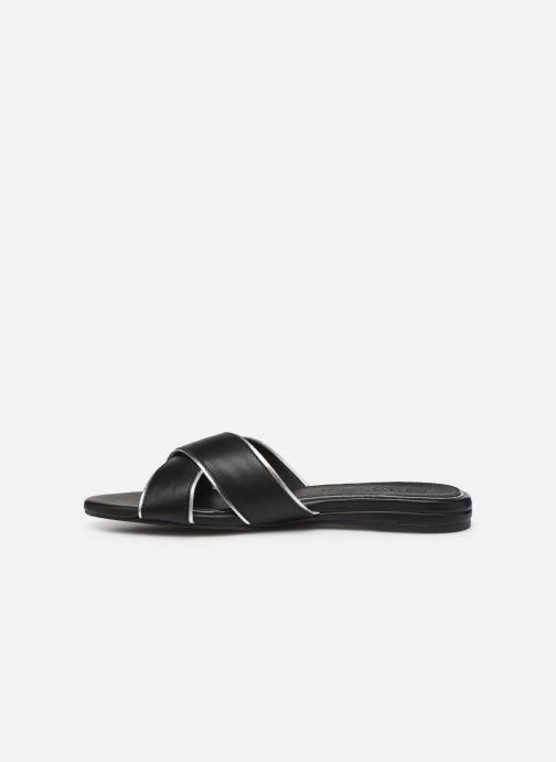 Mules & clogs Esprit AVA SLIDE Black front view
