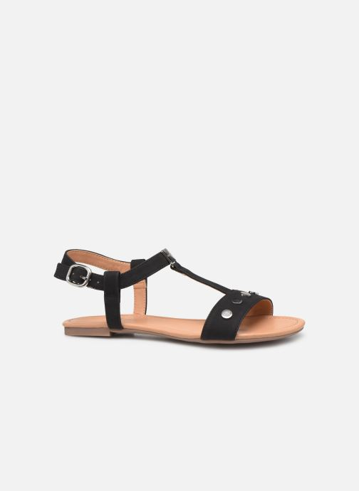 Sandales et nu-pieds Esprit PEPE STUDS Noir vue derrière