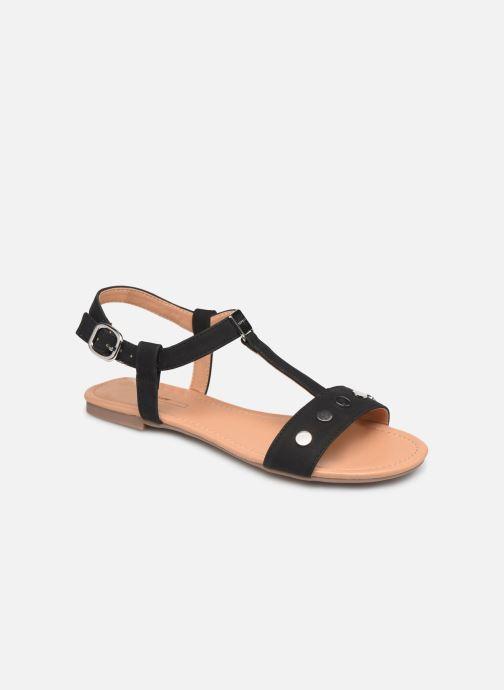 Sandals Esprit PEPE STUDS Black detailed view/ Pair view