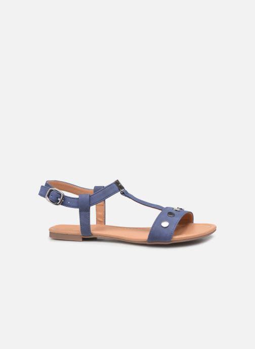Sandales et nu-pieds Esprit PEPE STUDS Bleu vue derrière