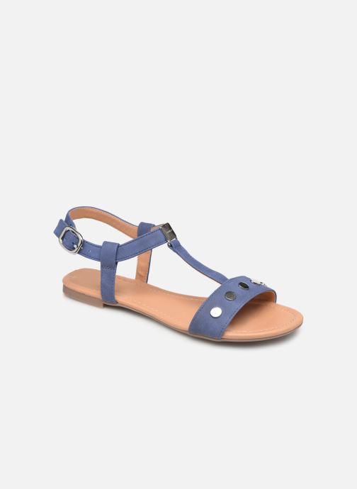 Sandales et nu-pieds Esprit PEPE STUDS Bleu vue détail/paire
