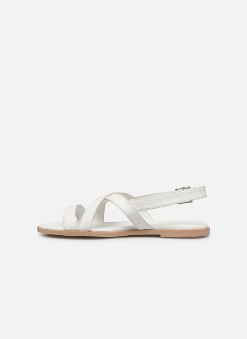Sandals Esprit ARISA SANDAL White front view