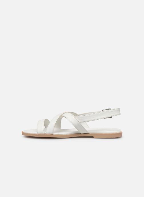 Sandaler Esprit ARISA SANDAL Hvid se forfra