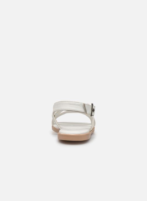 Sandals Esprit ARISA SANDAL White view from the right