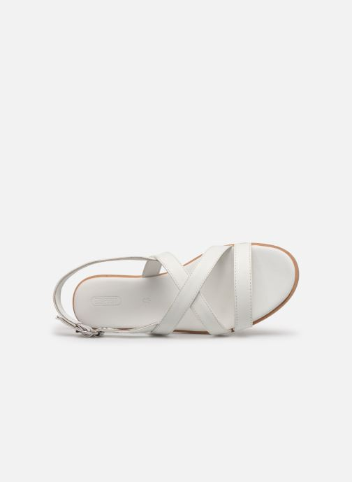 Sandaler Esprit ARISA SANDAL Hvid se fra venstre